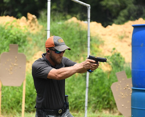 Performance Pistol Clinic with Joe Farewell