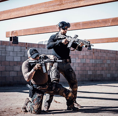 Rifle & Pistol Dynamics Course
