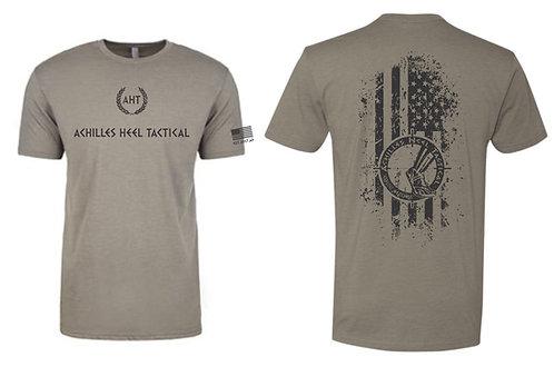"AHT ""V I C T O R Y"" Logo T-Shirts"