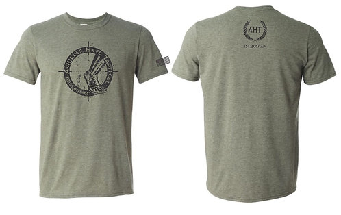 Achilles Heel Tactical Logo T-shirt (2018) Edition