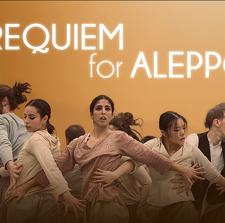 The Requiem For Aleppo at Sadlers Wells