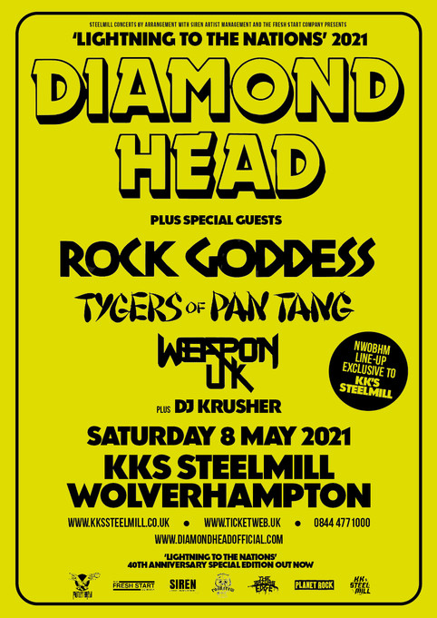 KK's Steel Mill, Wolverhampton, May 8th 2021!