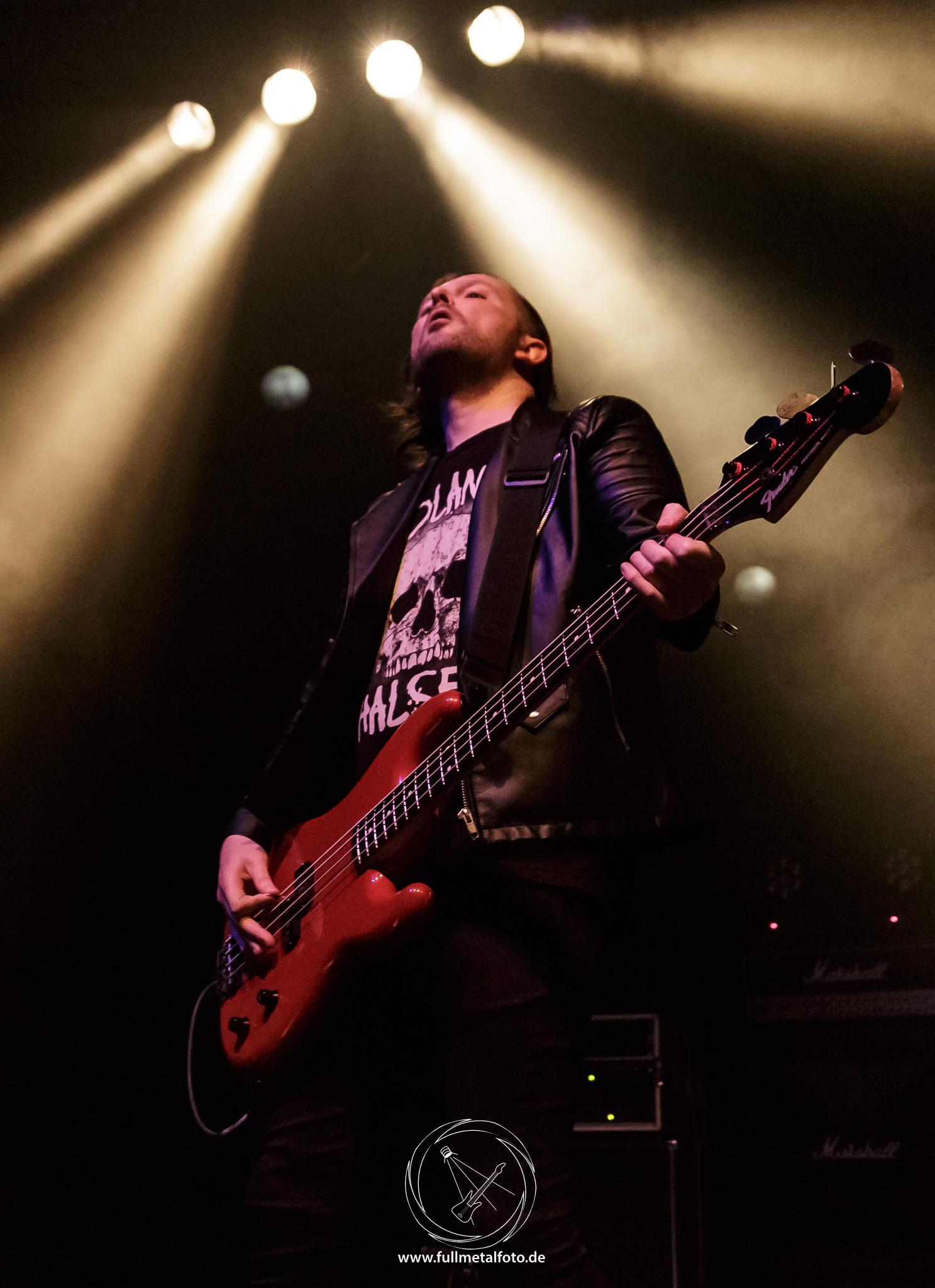 Saxon Tour 2018, Frankfurt, Full Metal Foto 5