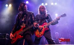 Saxon Tour 2018, Frankfurt, Rock Genuiene Magazine, Jan Heesch 5