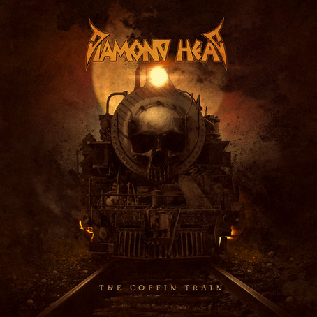 The Coffin Train will be released May 24th, 2019