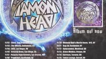 Diamond Head North American Tour at 100mph!