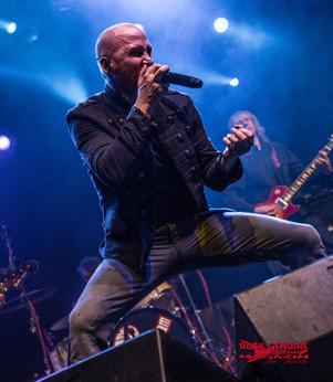 Saxon Tour 2018, Frankfurt, Rock Genuien