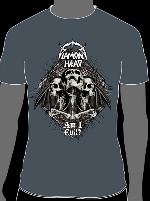 DH Skulls logo T-Shirt