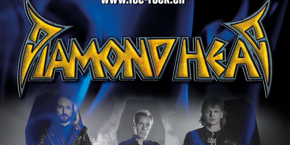Diamond Head at Ice Rock Festival