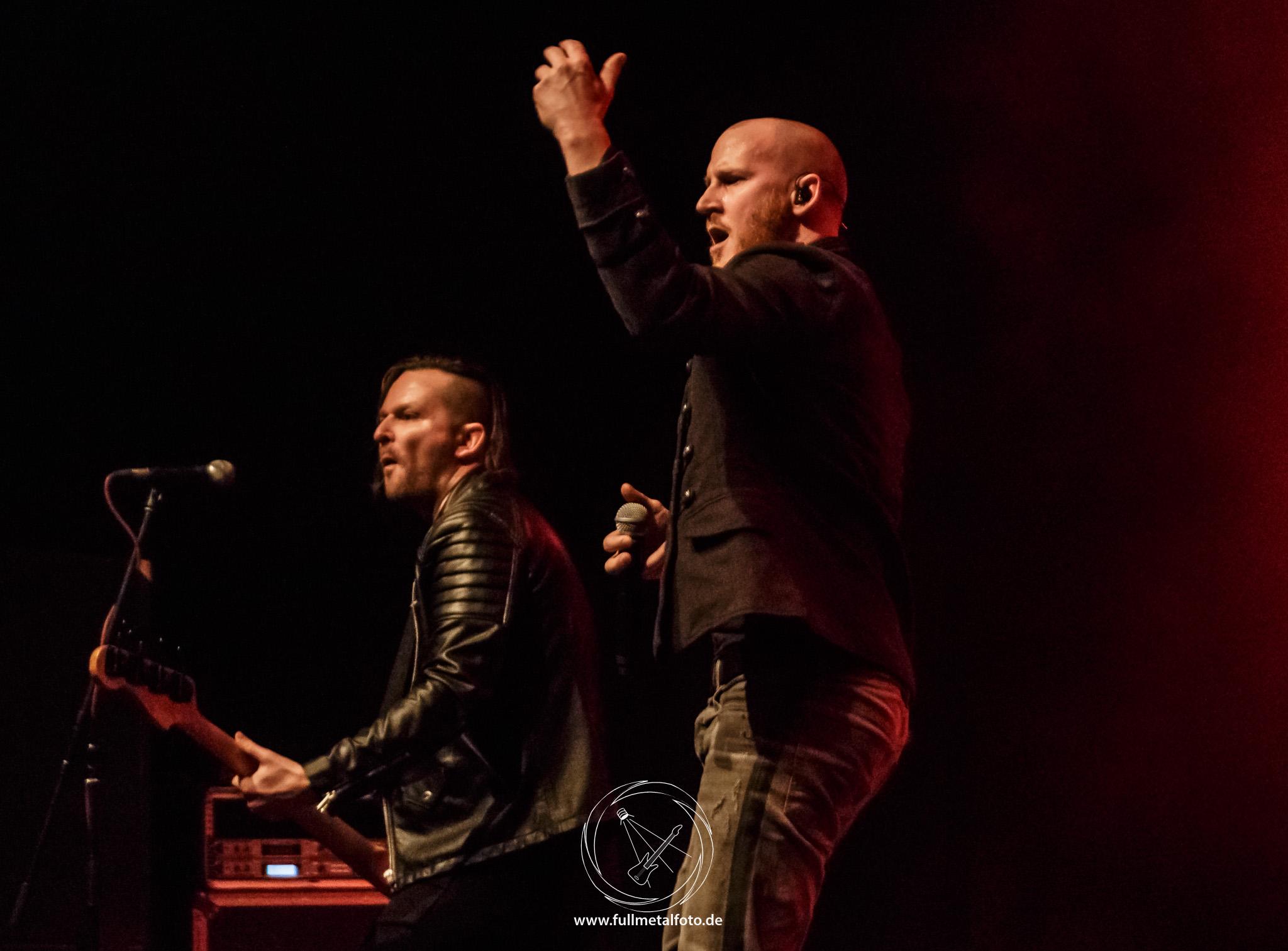 Saxon Tour 2018, Frankfurt, Full Metal Foto 4