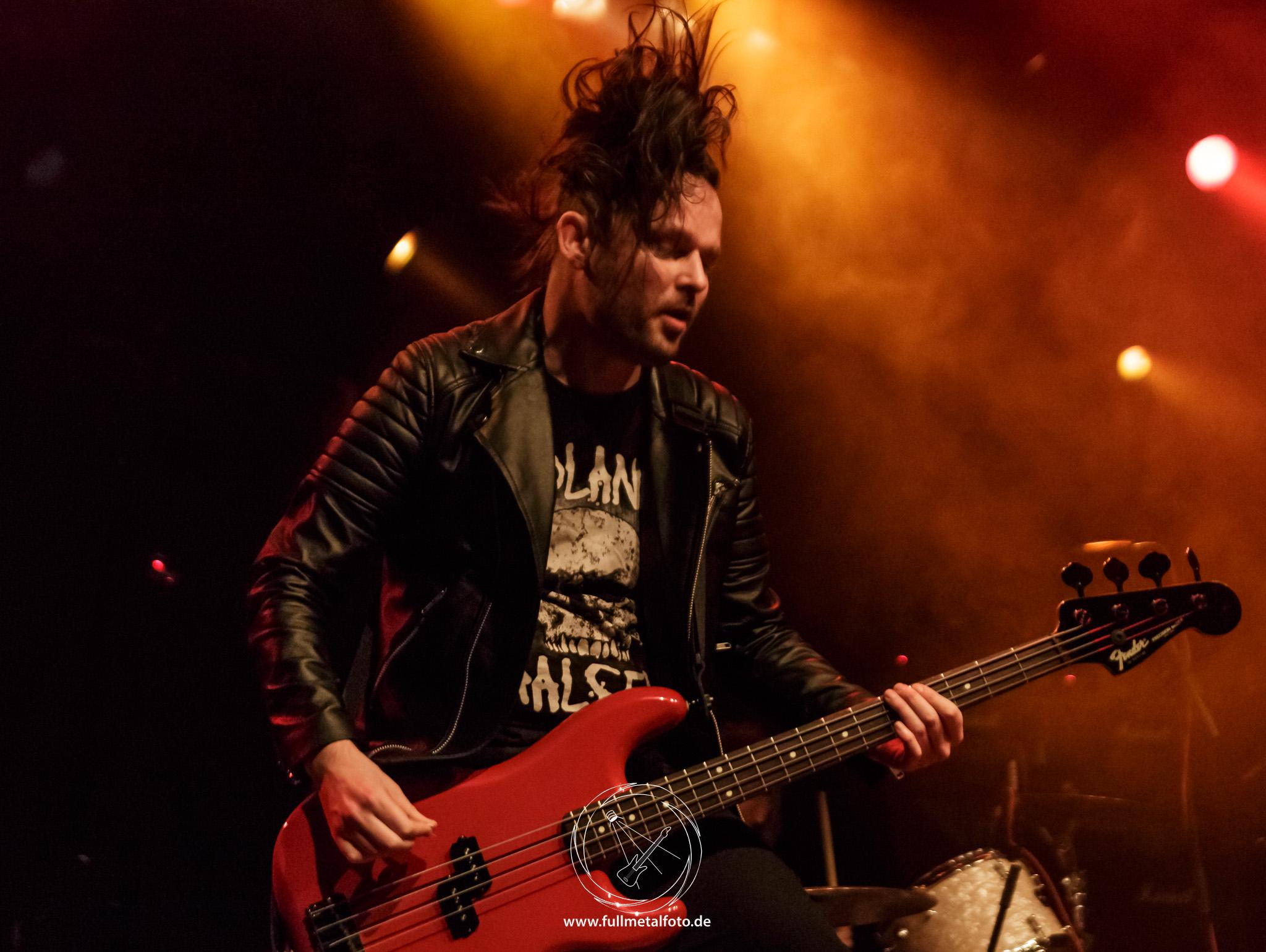 Saxon Tour 2018, Frankfurt, Full Metal Foto 2