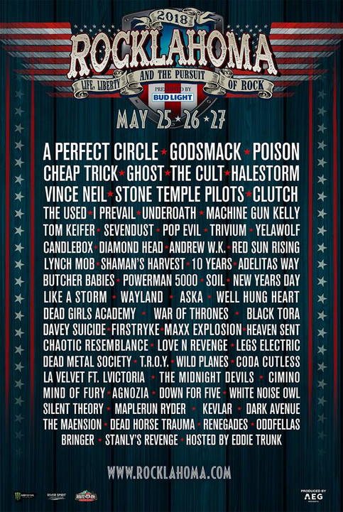 ROCKLAHOMA ROUND TWO!