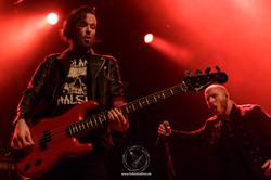 Saxon Tour 2018, Frankfurt, Full Metal Foto 6