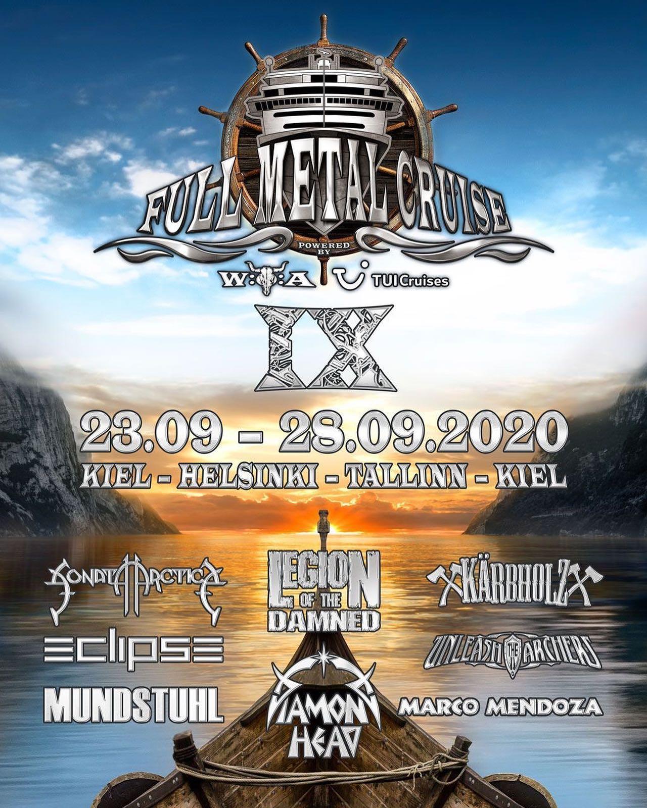 Full Metal Cruise2020