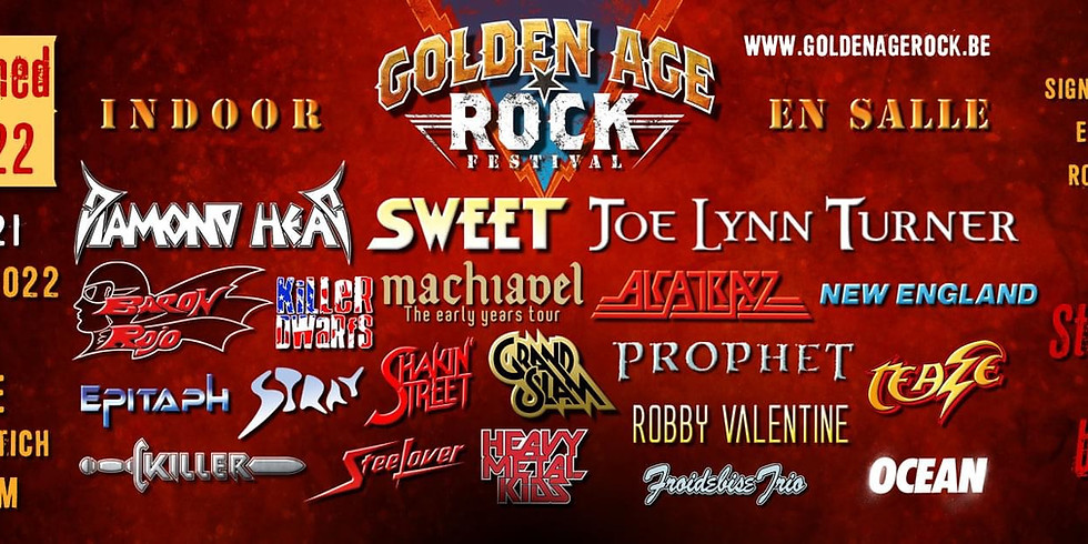 Golden Age Rock Festival