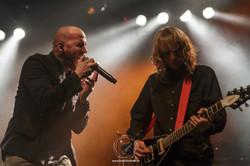 Saxon Tour 2018, Frankfurt, Full Metal Foto 3