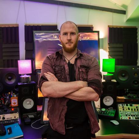 """New Diamond Head Album """"The Coffin Train"""" mixes are done!"""