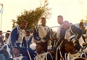 Hampton University Marching Band- Sticky Situation