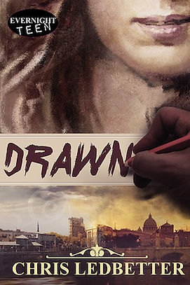 Drawn- Evernight Teen, Chris Ledbetter, Author