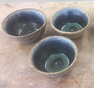 Moorland pasta / salad bowls (set of 3)