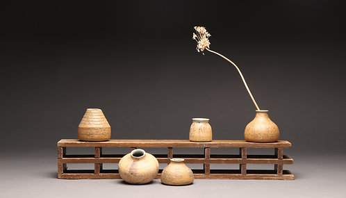 Selected Willow Ash Vessels (individually priced)