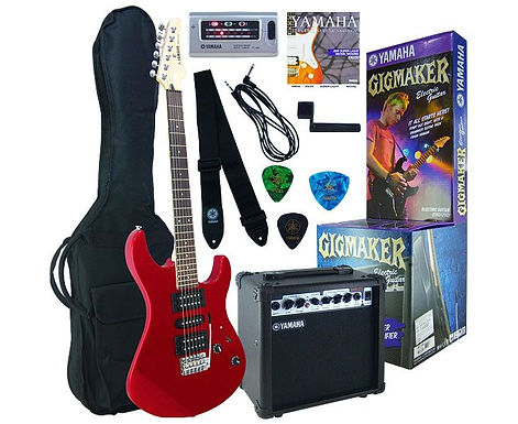 YAMAHA ERG121GPII MR Набор для гитариста