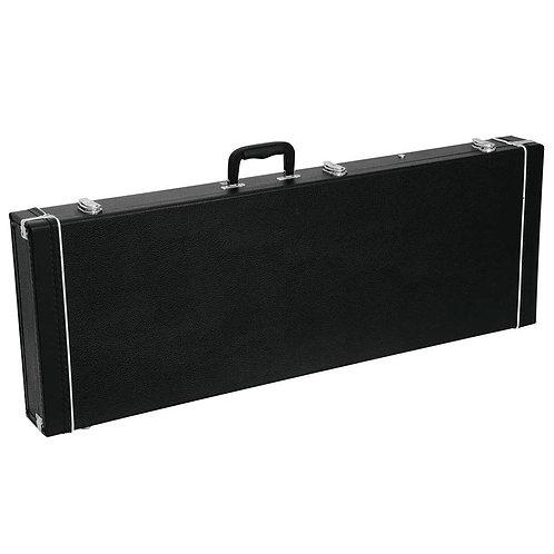 G HC Gutar hard wooden form case for E-Bass