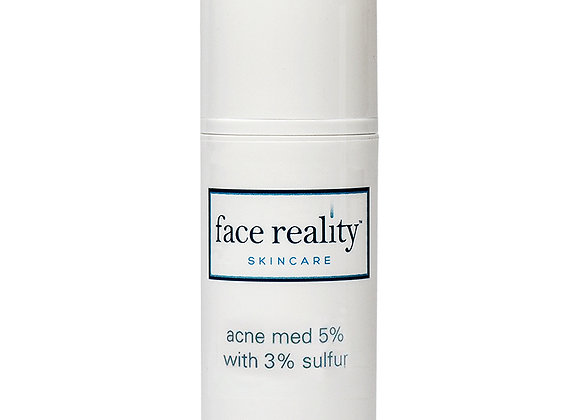 Face Reality Acne Med 5% w/3%