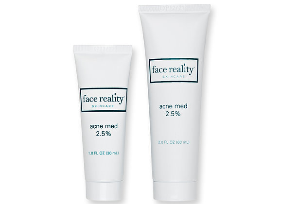 Face Reality Acne Med 2.5%
