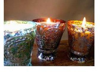 Himalayan Candles Fleur De Lys