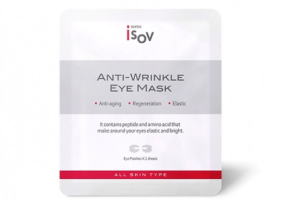 Isov Anti-Wrinkle Eye Mask