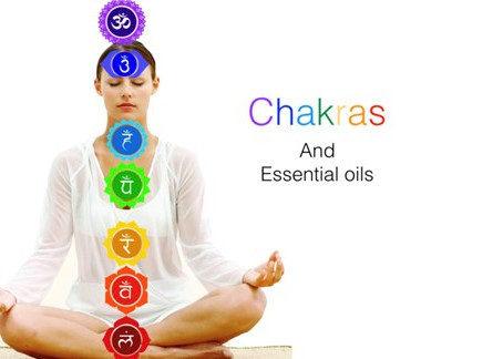 How Essential Oils & Gemstones Can Help Balance Your Chakras