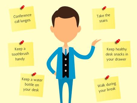 Find Wellness at Work