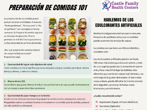 Español Newsletter mayo/juno