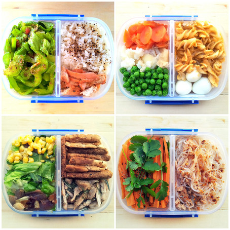 Meal Prepping Basics