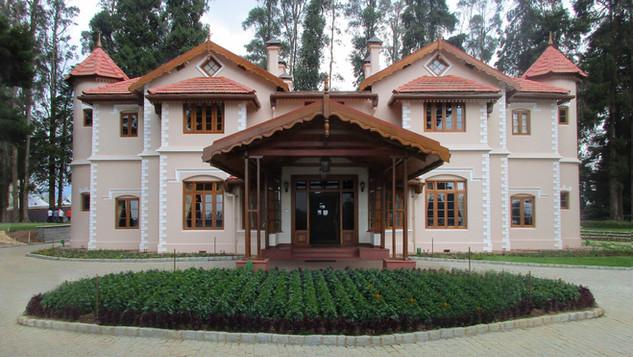 Fingerpost House