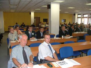Конференция Огнеупорные материалы 2009