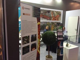 """Наша компания приняла участие в 22-й международной выставке """"Металл-Экспо"""""""