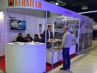 Мы приняли участие в 10-й международной выставке оборудования и технологий.