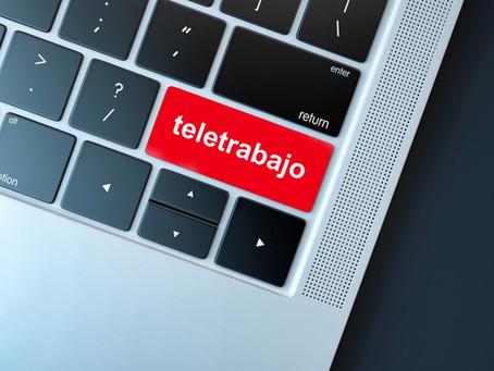 Ciberseguridad y Teletrabajo en los tiempos del Coronavirus