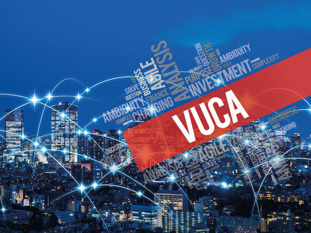 VUCA y Ciberseguridad en tiempos de pandemia.