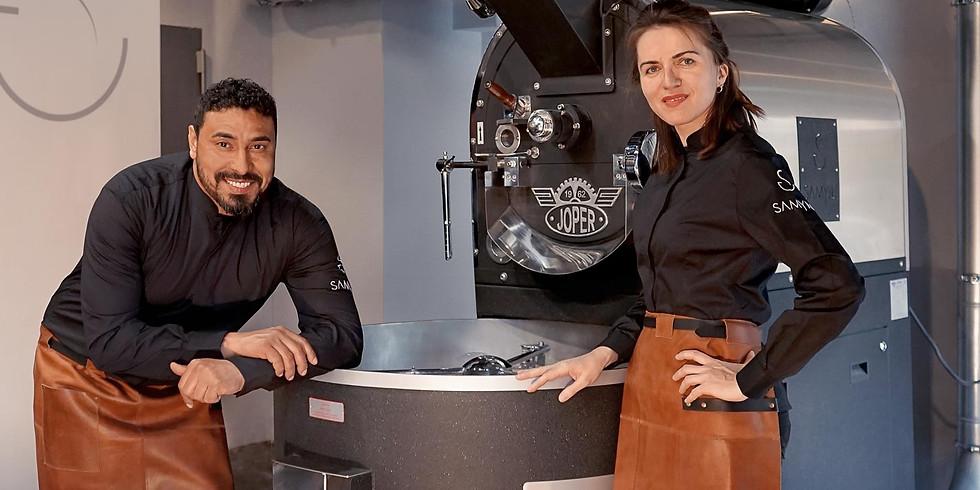 Kaffeerösterei Führung