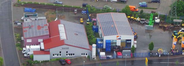 230 kWp Solar