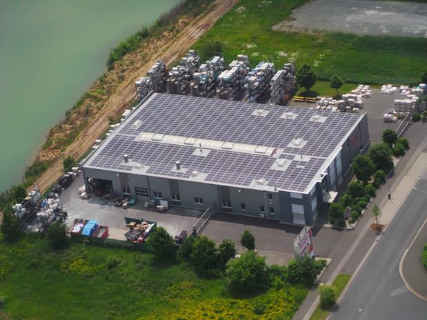 184 kWp Solar