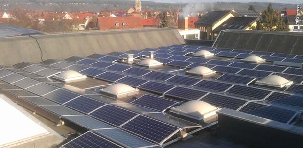 54 kWp Solar
