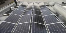9,9 kWp Solar