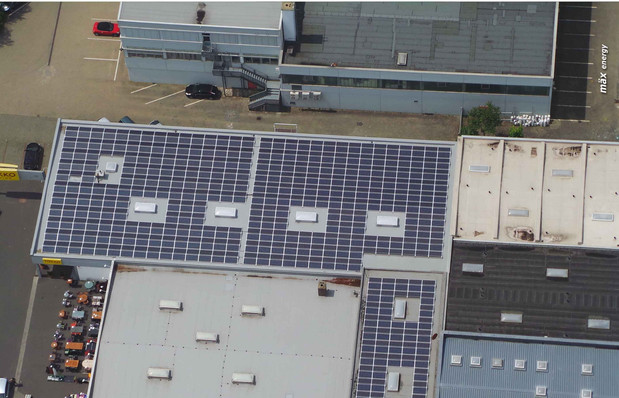 156 kWp Solar