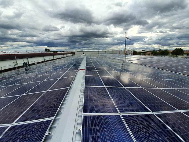 499,9 kWp Solar