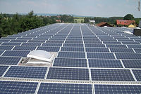 Solaranlage Haßfurt