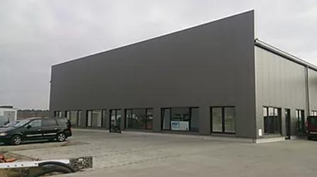 Hallenbau Schweifurt